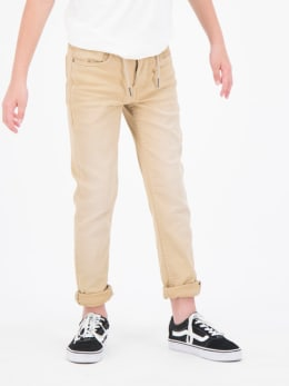 garcia lazlo 350 tapered fit desert brown
