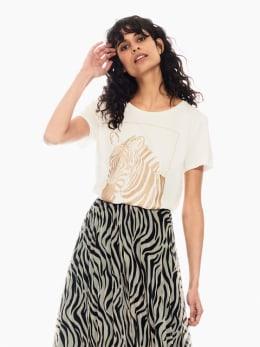 garcia t-shirt wit p00215