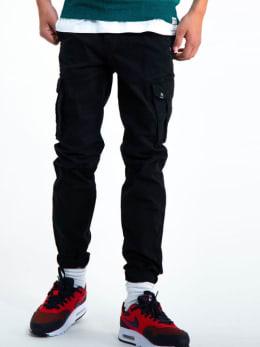 garcia cargo broek h93715 zwart