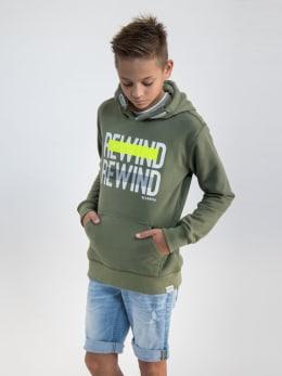 garcia hoodie o03460 groen