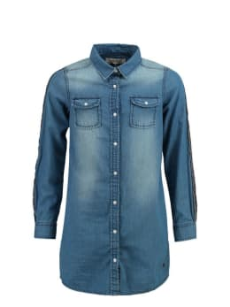 cars overhemdjurk rua denim blue