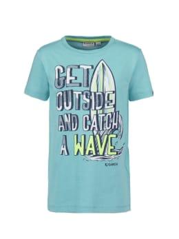 garcia t-shirt groen p05400