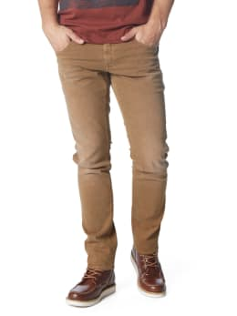 garcia russo 611 tapered fit lichen