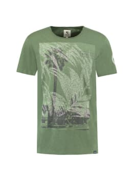 T-shirt Garcia B91204 men