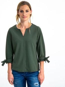 garcia blouse gs900703-1690 groen