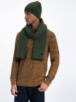 garcia sjaal j91336 groen