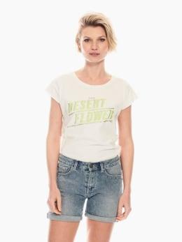 garcia t-shirt wit p00204