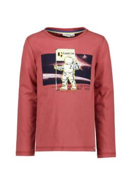 garcia t-shirt bruin t05601