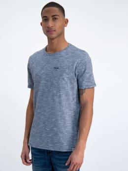 garcia t-shirt gs010101 grijs-blauw