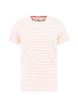 garcia t-shirt E91008 rood gestreept