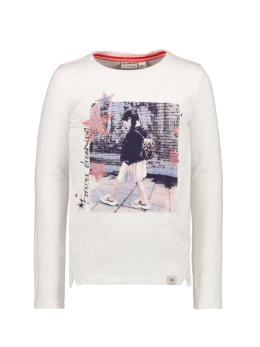 garcia t-shirt wit t04603