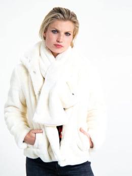 garcia fluffy jas gj900905 wit