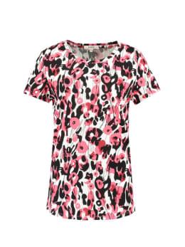 Garcia T-shirt Korte Mouwen D90206 Rood