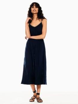garcia jurk donkerblauw q00080