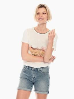 garcia t-shirt wit p00210
