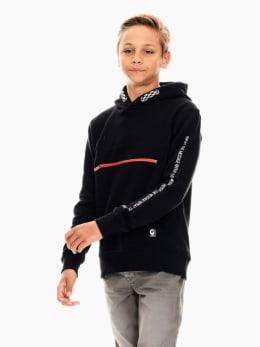 garcia trui zwart t03661