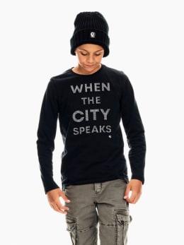 garcia t-shirt zwart t03604