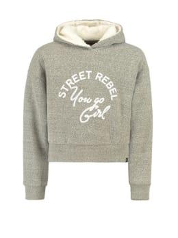 garcia hoodie h92664 olijfgroen