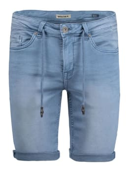 garcia short met drawstrings 635 blauw