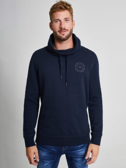 garcia sweater pg910802 donkerblauw