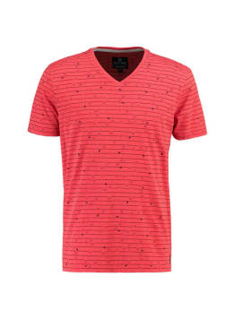 chief t-shirt korte mouwen PC910602 rood