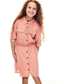 garcia jurk roze s02487