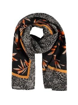 garcia sjaal zwart s00130