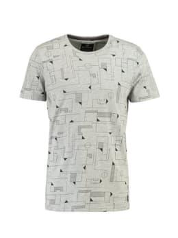 chief t-shirt korte mouwen PC910603 grijs