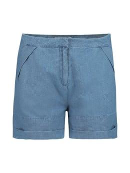 garcia short e90346 blauw