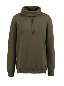 garcia sweater met col h91269 groen