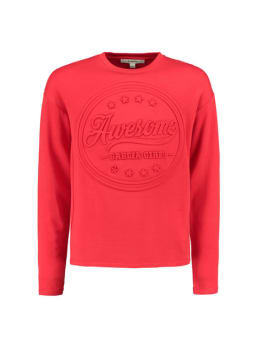 garcia long sleeve j92602 rood