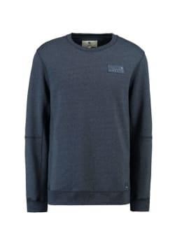 garcia sweater i91068 blauw