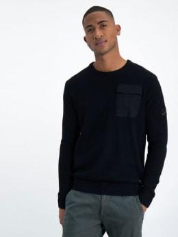 garcia trui j91231 zwart