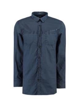 garcia overhemd I91030 blauw
