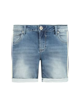 garcia short 272 rachelle denim blauw