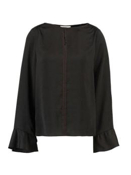 garcia blouse gs900730 zwart