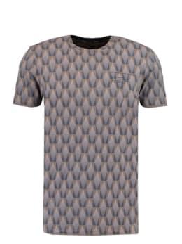 T-shirt Garcia O81011 men
