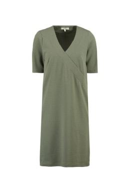 garcia jurk gs900781 legergroen