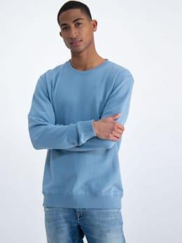 garcia sweater gs010225 lichtblauw