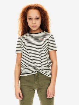 garcia t-shirt ge020355 wit