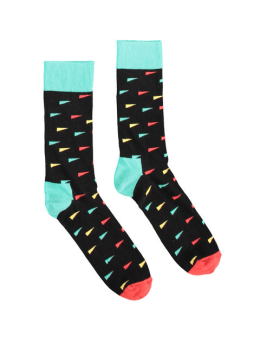 sokken Happy Socks Flags Multi men