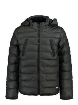 cars puffer jas seardy zwart