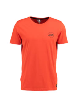 chief t-shirt korte mouwen pc910710 oranje