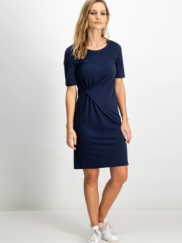 garcia jurk gs900181 blauw