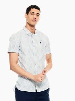 garcia overhemd wit p01232