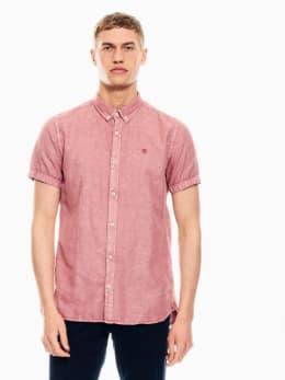garcia overhemd oudroze q01030