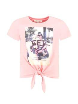 Garcia T-shirt D92602 Roze