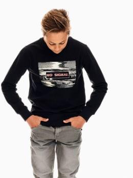 garcia trui zwart s03460