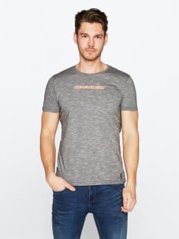 chief t-shirt gemêleerd pc010308 zwart