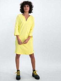 garcia jurk gs000180 geel